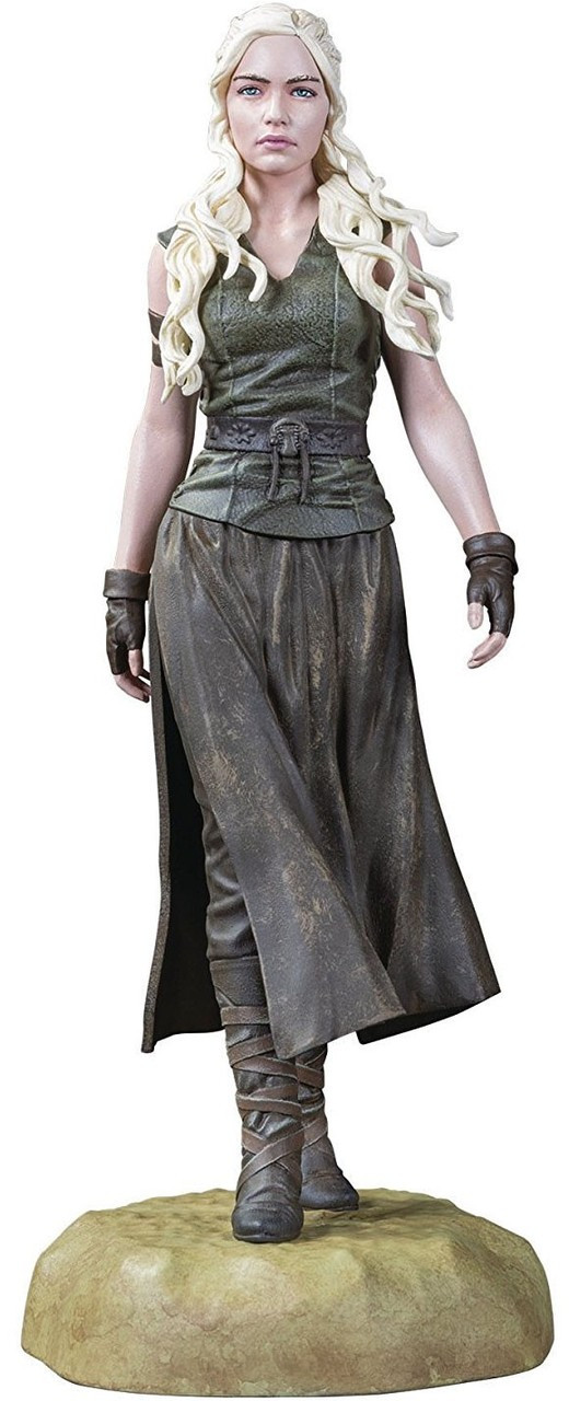 game of thrones daenerys targaryen 7 5 statue figure. Black Bedroom Furniture Sets. Home Design Ideas