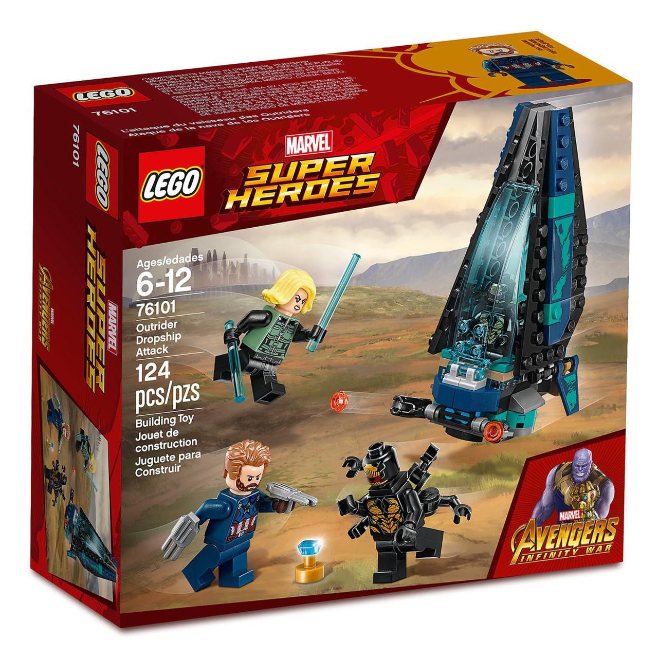 LEGO Marvel Super Heroes Avengers Infinity War The ...