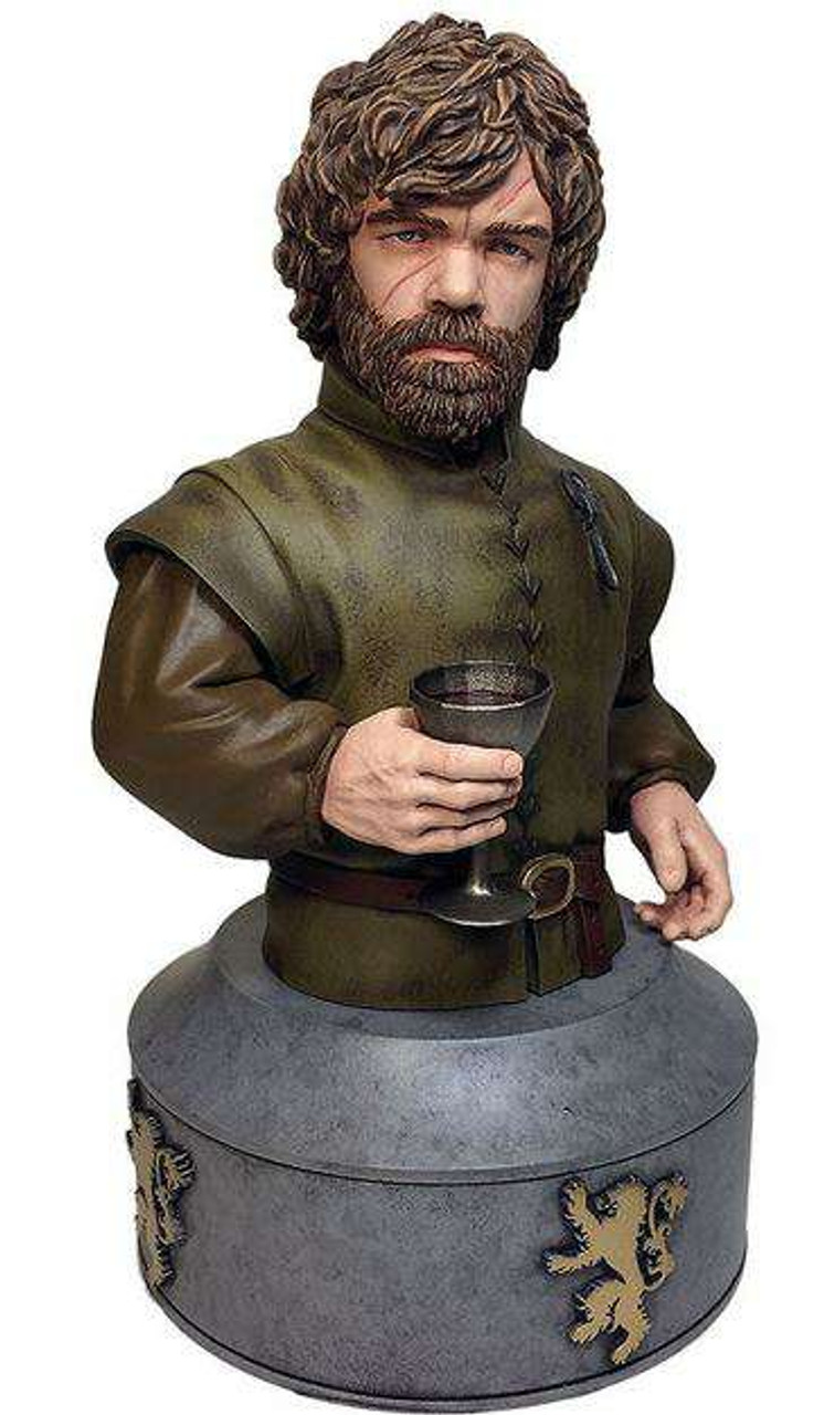 Картинки по запросу Game Of Thrones Mini Bust - Tyrion Lannister Hand Of The Queen