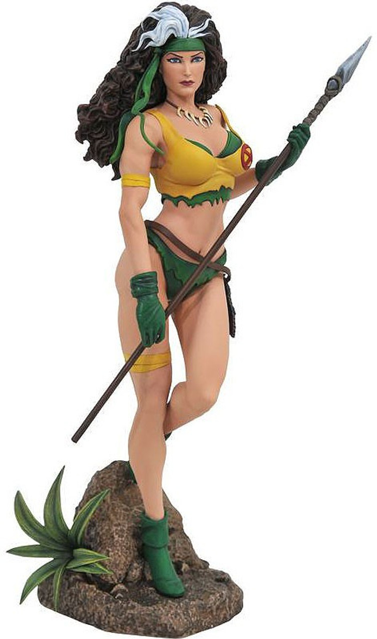 Marvel Gallery Rogue 9-Inch Collectible PVC Statue [Savage Land] (Pre-Order ships July)