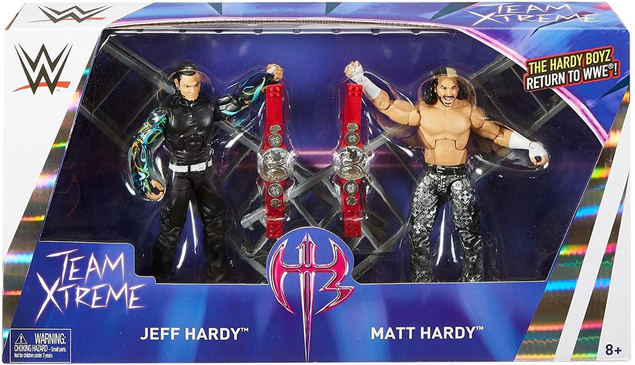 Wwe Toys For Boys : Wwe wrestling elite epic moments jeff hardy matt