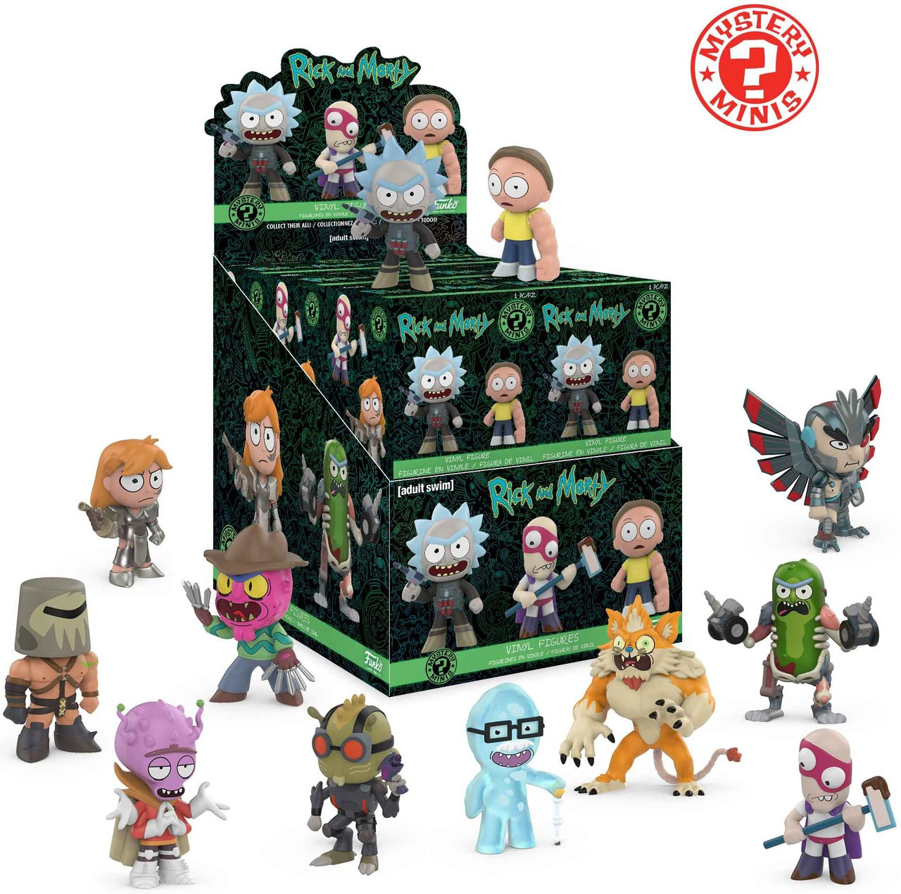 rick and morty pop price guide