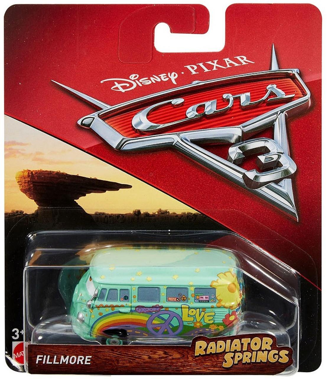 Disney Pixar Cars 3 Radiator Springs Classic Fillmore 155