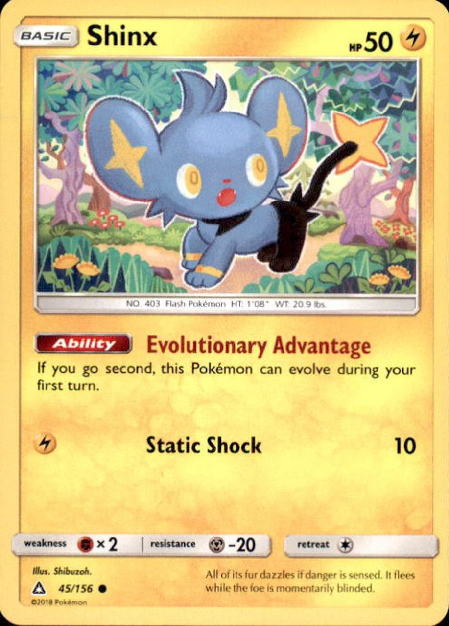 pokemon sun and moon how to get shinx