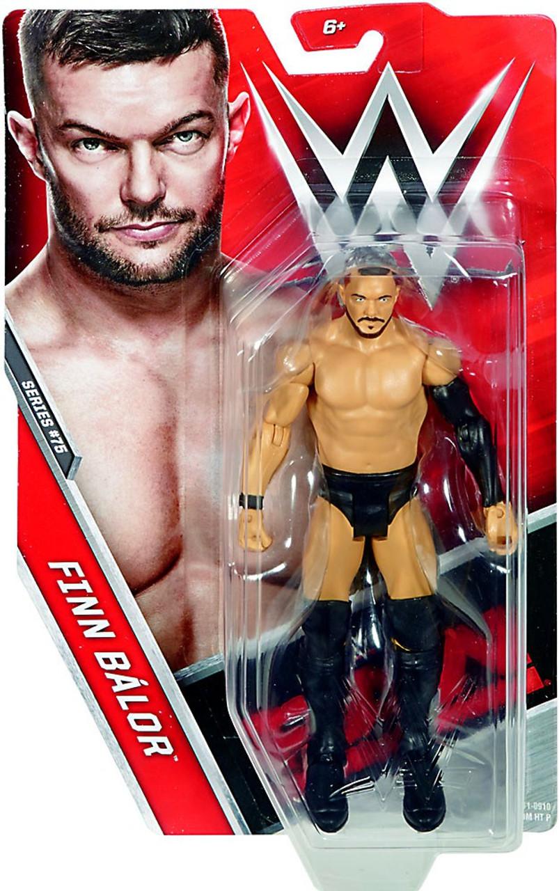 Wwe Wrestling Series 75 Finn Balor Action Figure Damaged Package