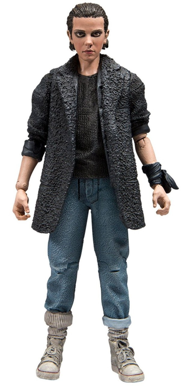 McFarlane Toys Stranger Things Series 3 Eleven (Punk) Action Figure