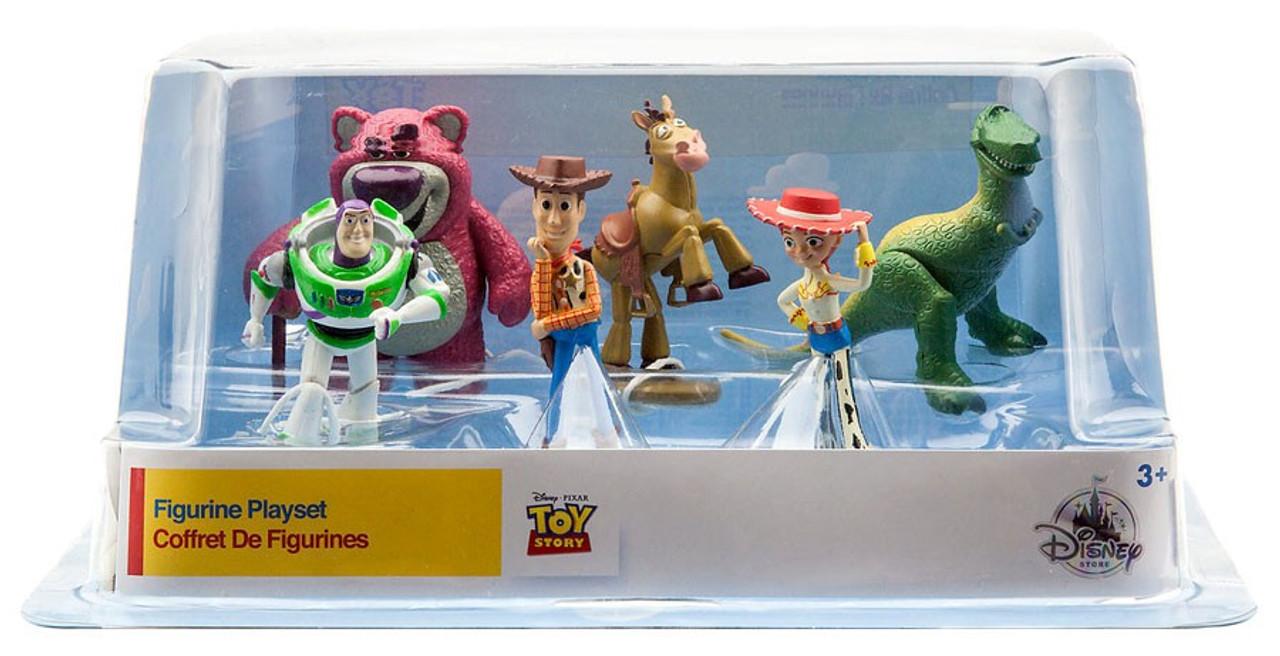 Toy Story Figurines : Disney toy story toy story figurine exclusive playset toywiz