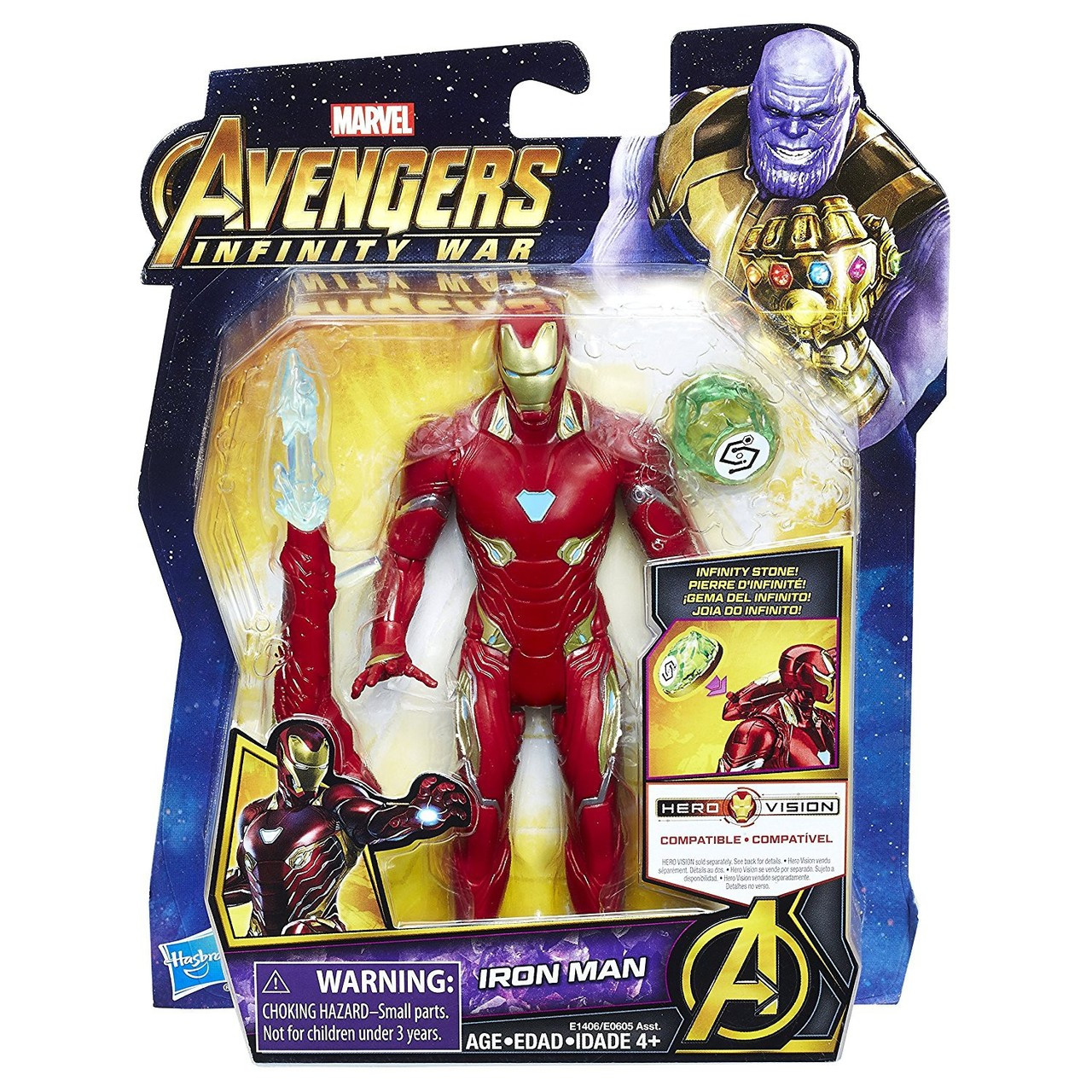 1/12 Scale Action Figure Accessory Iron Man Acrylic Hall