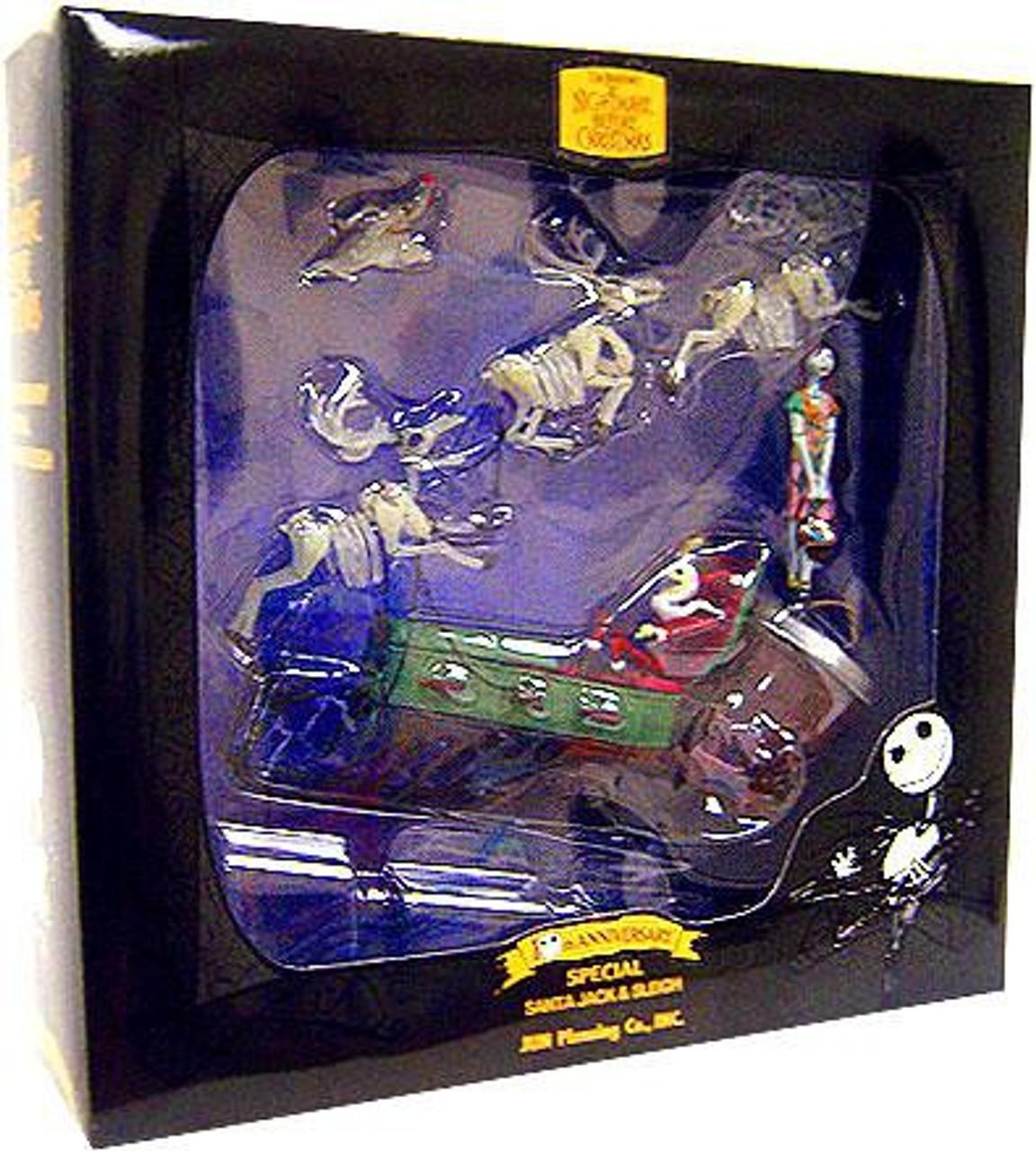 NECA Nightmare Before Christmas 10th Anniversary Santa ...