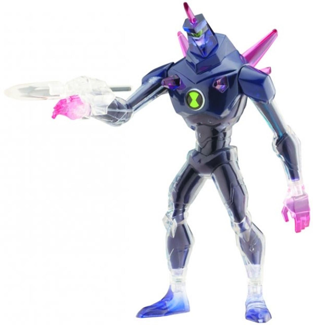 ben 10 alien force dna alien heroes chromastone 6 action figure