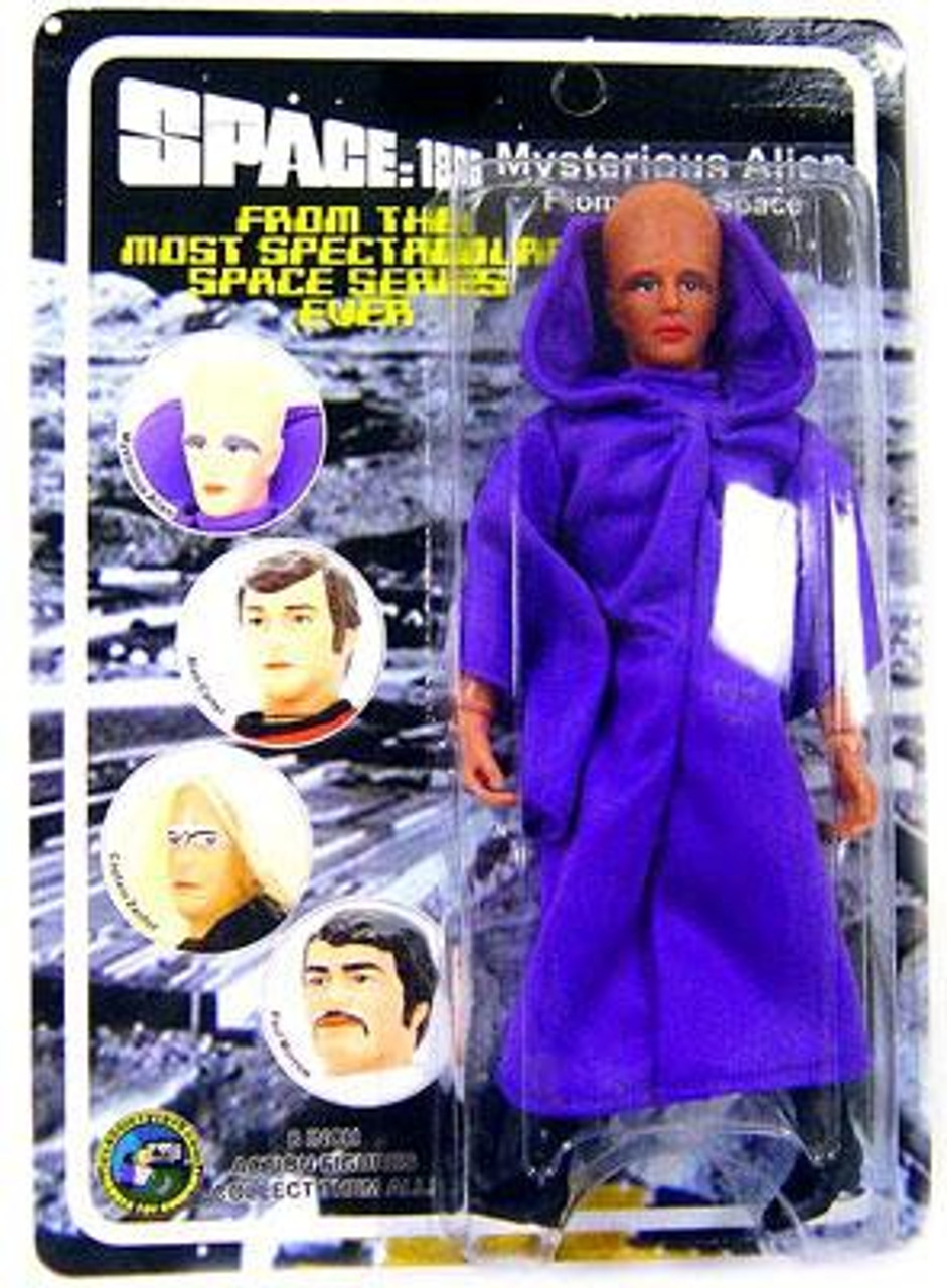 Space: 1999 Series 1 Mysterious Alien Action Figure