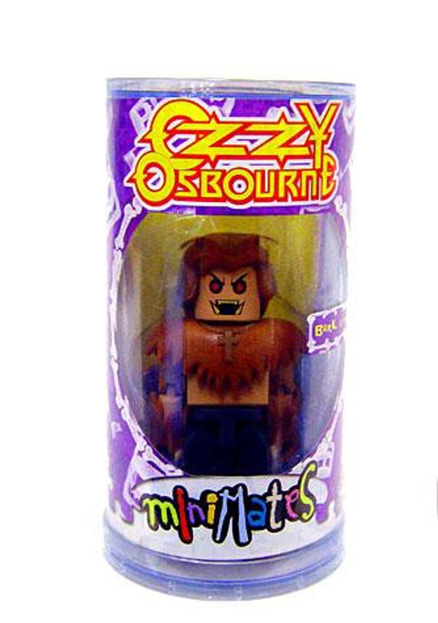 Ozzy Osbourne MiniMates Bark at the Moon Minifigure