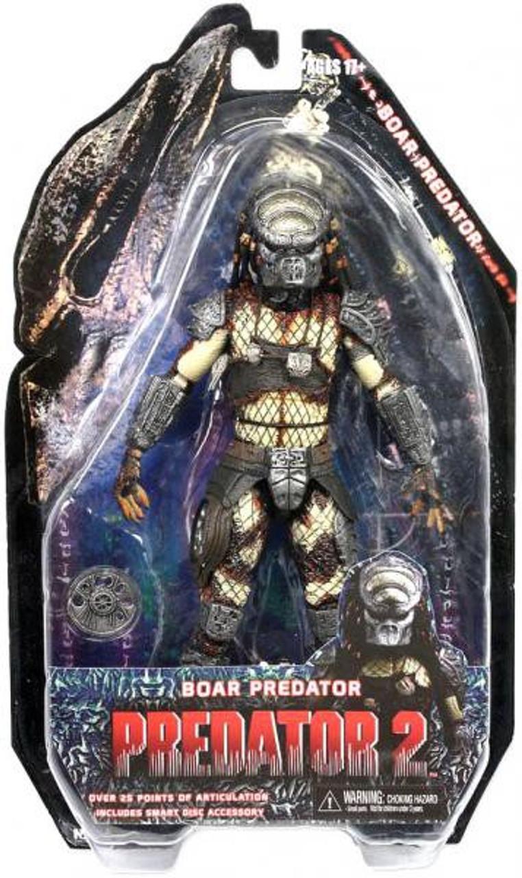 NECA Predator 2 Series 4 Boar Predator Action Figure