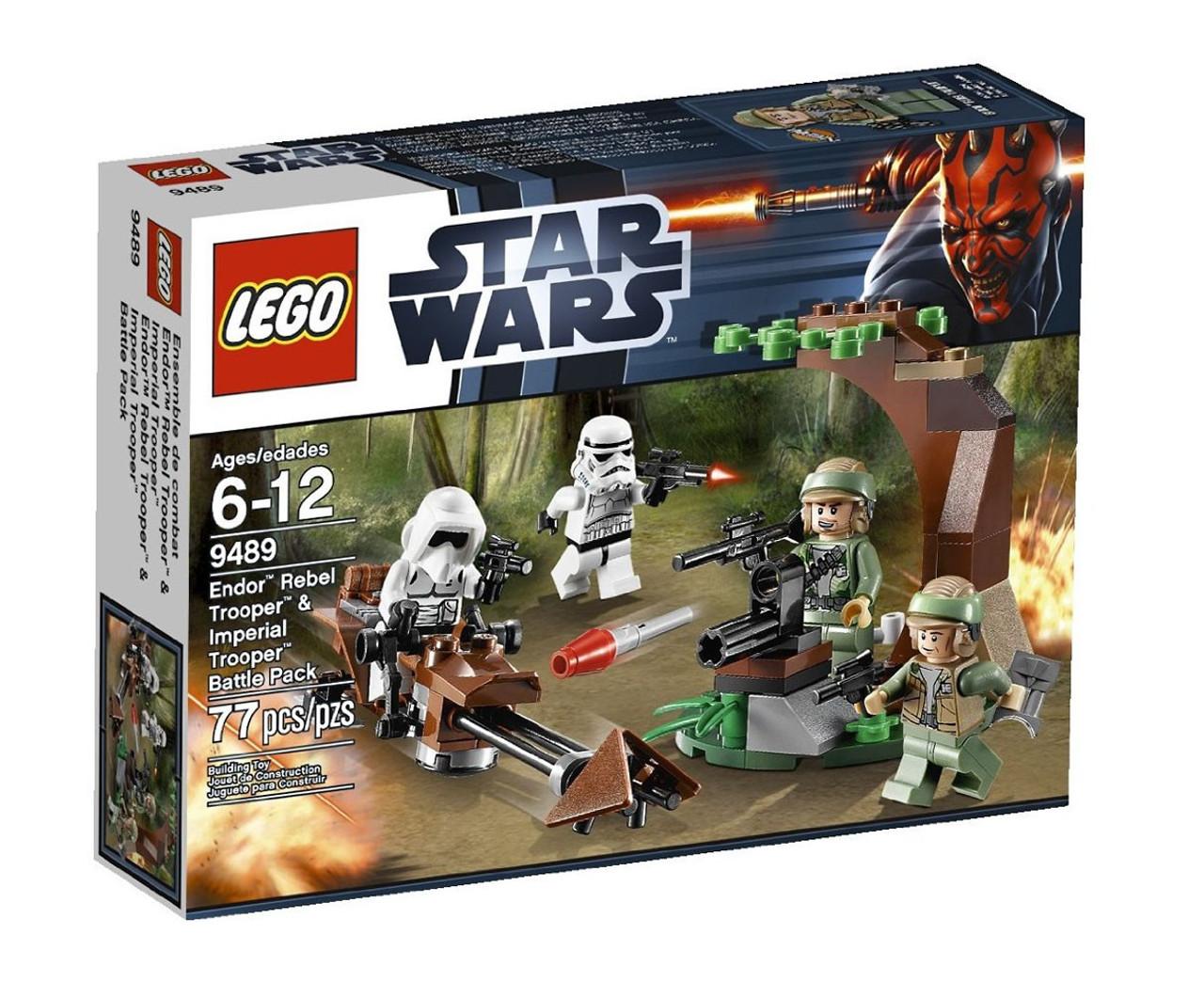 Lego Star Wars Return Of The Jedi Endor Rebel Trooper