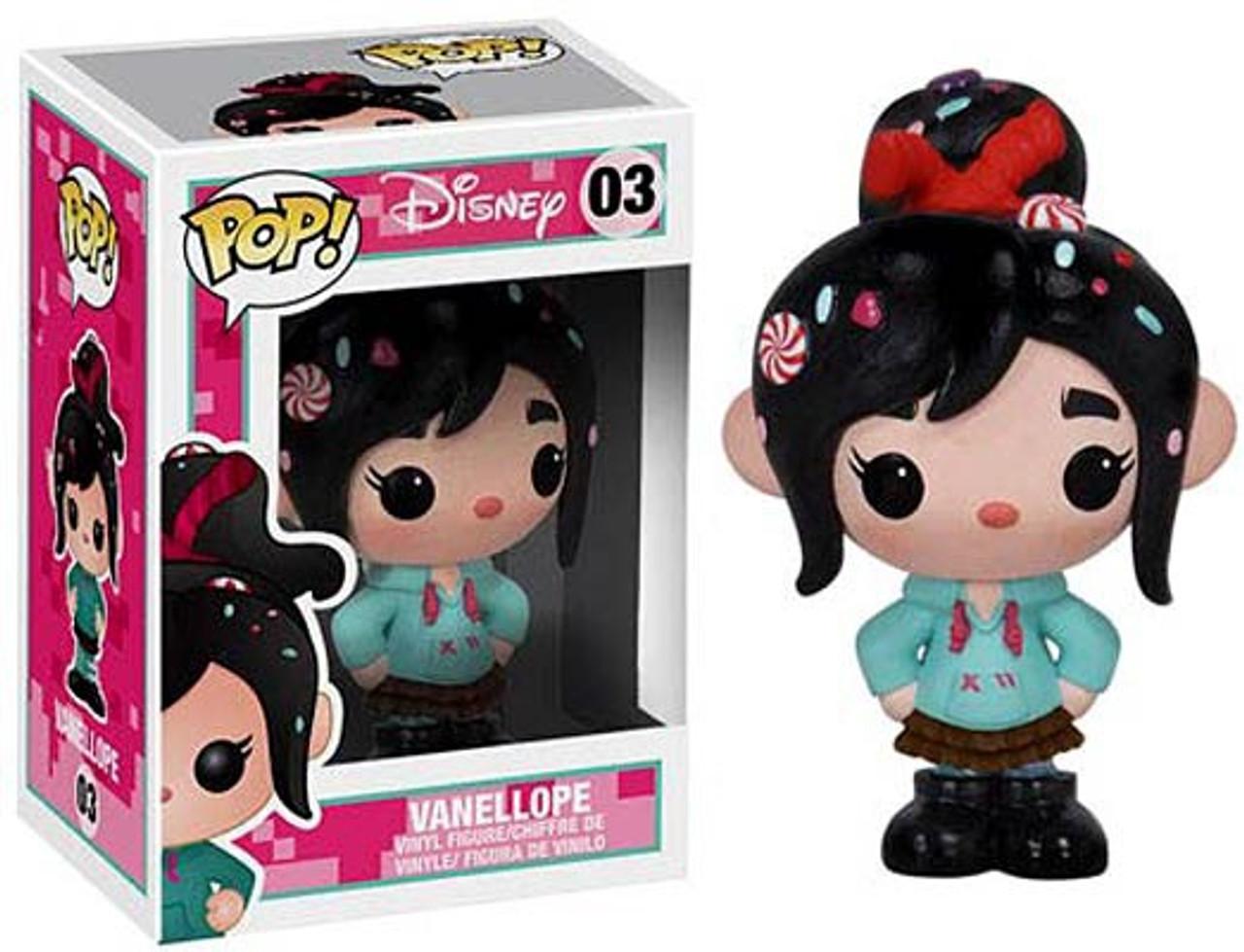 Funko Disney Wreck It Ralph Funko Pop Disney Vanellope Von