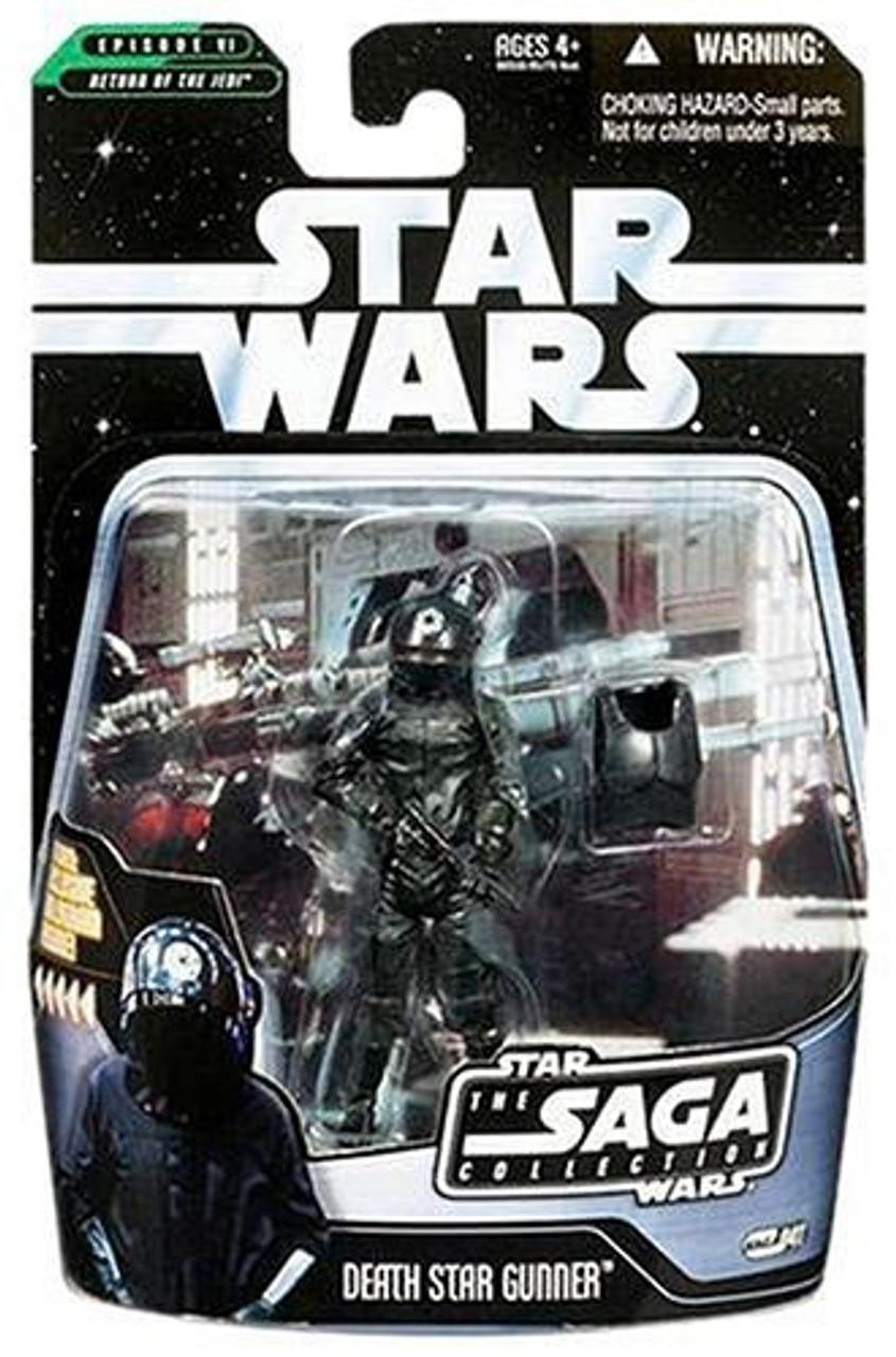 Star Wars Return of the Jedi Saga Collection 2006 Death Star Gunner Action Figure #41