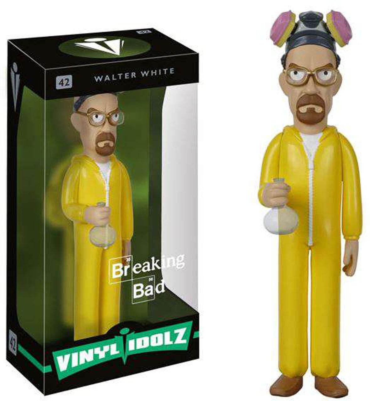 Funko Breaking Bad Vinyl Idolz Walter White Vinyl Figure ToyWiz - Vinylboden nassraum