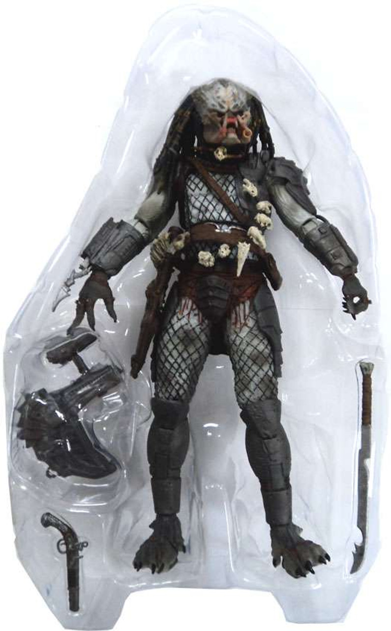 NECA Predator 2 Series 3 Elder Predator Action Figure [No Package]