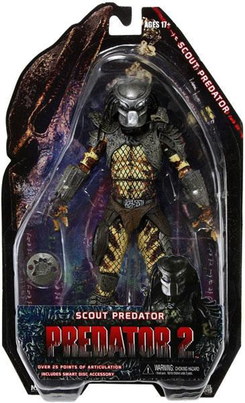 NECA Predator 2 Series 6 Scout Predator Action Figure