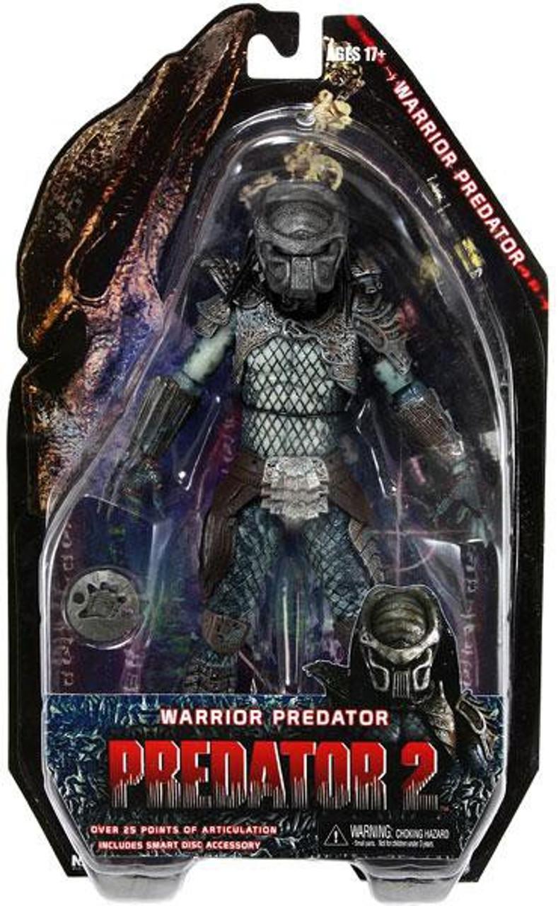 NECA Predator 2 Series 6 Warrior Predator Action Figure