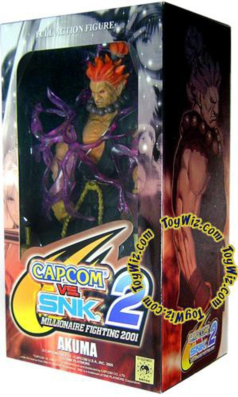 MORIGAN  SNK VS CAPCOM 2 GASHAPON NEUF