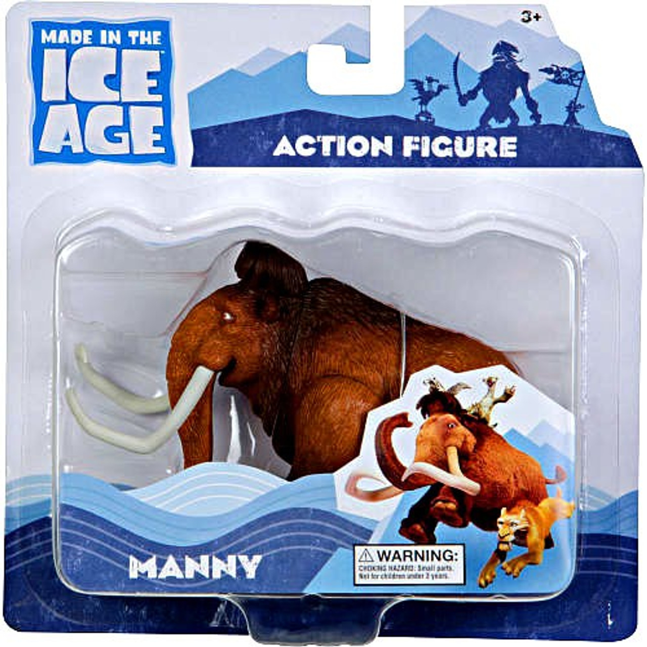 Toys From Ice Age 1 : Ice age continental drift manny action figure tpf toys