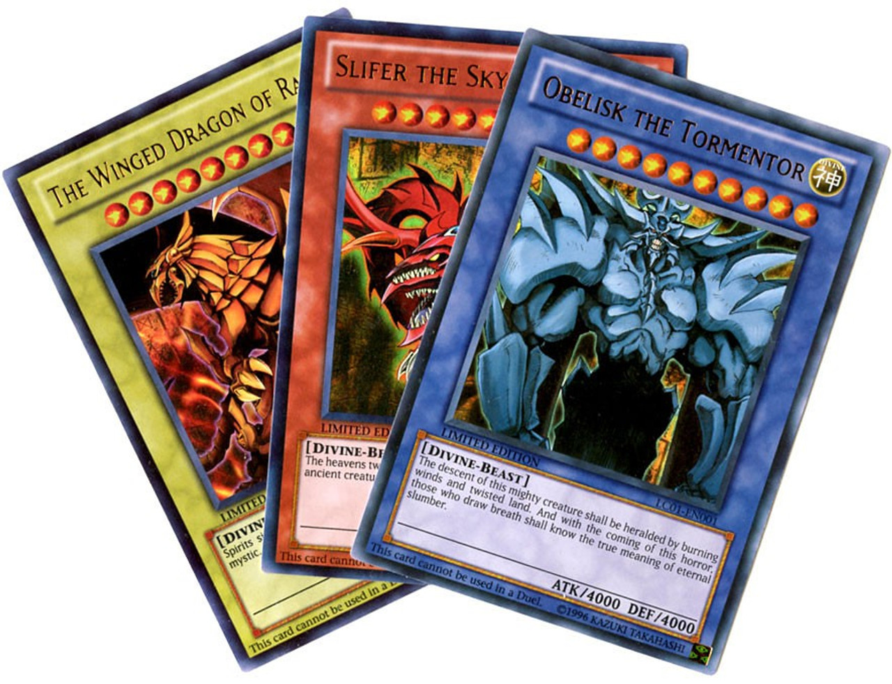 Egyptian God Cards