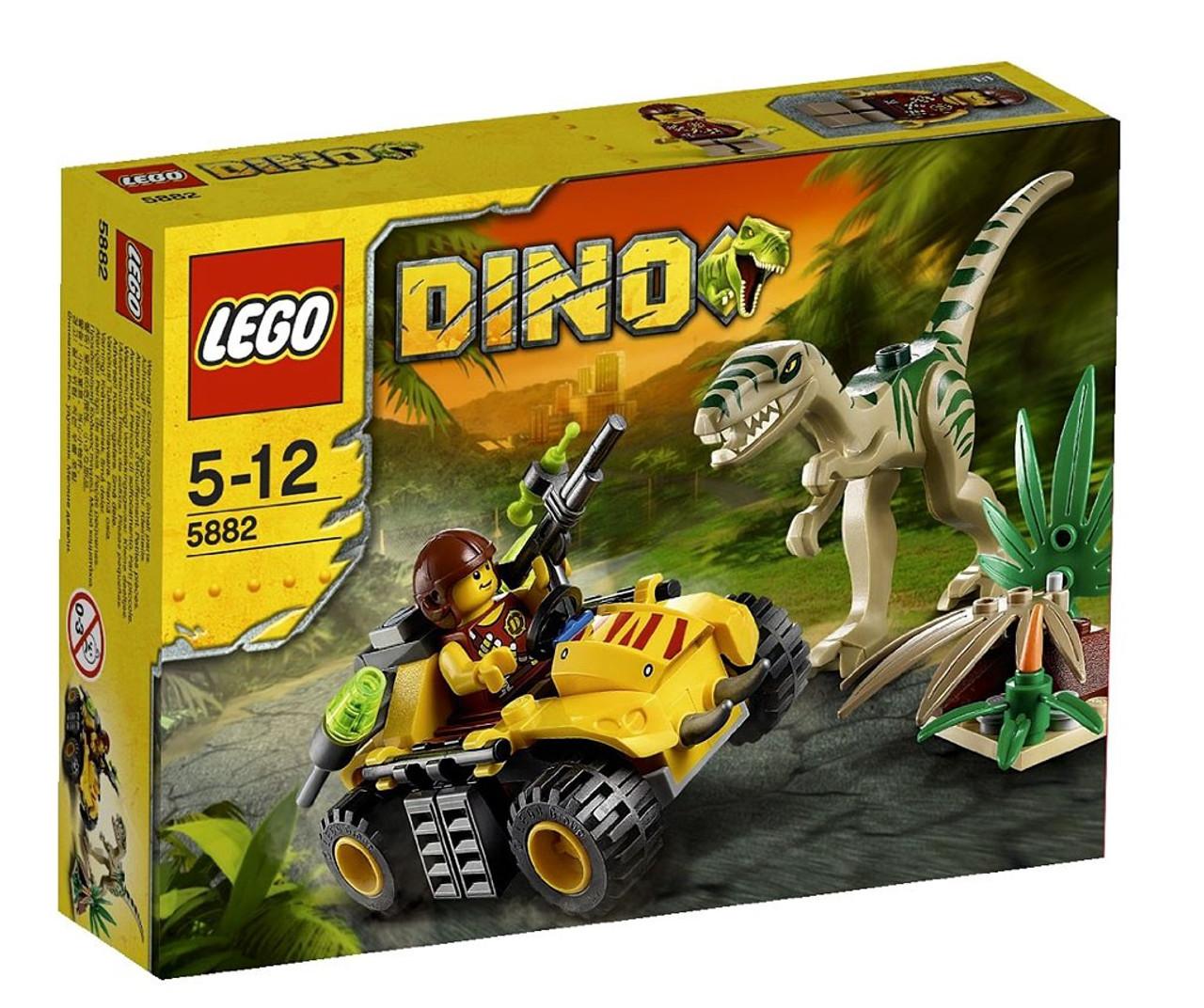 Lego dino ambush attack set 5882 toywiz - Lego dinosaures ...