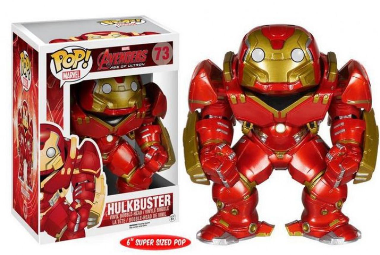 funko marvel avengers age of ultron funko pop marvel hulkbuster