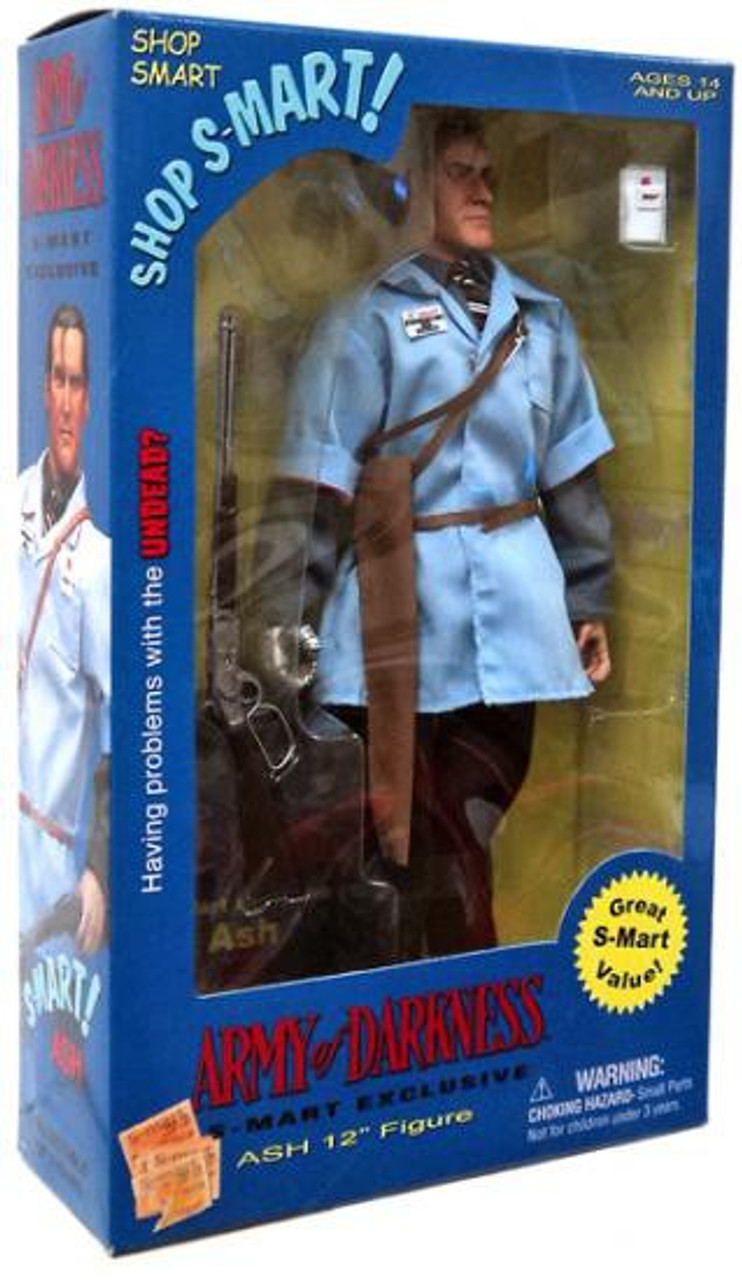 Evil Dead Army of Darkness Ash Collectible Figure [S-Mart]