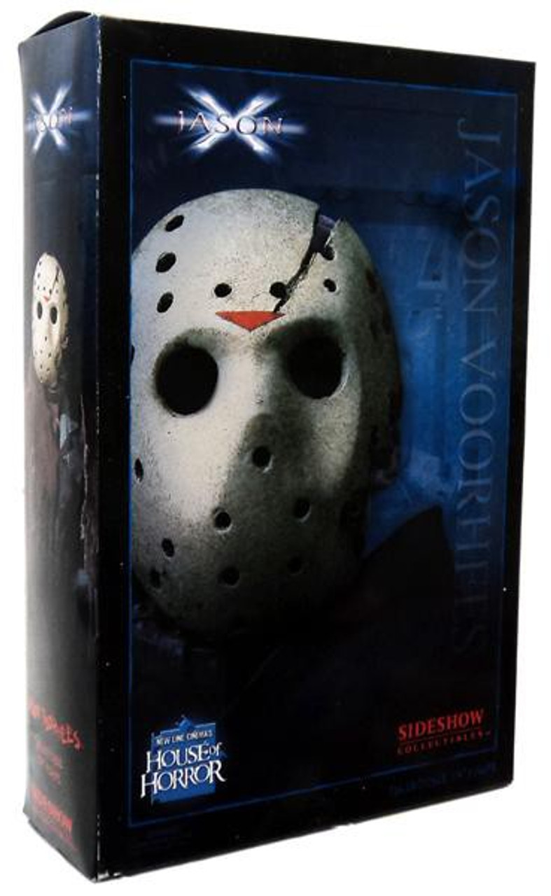 Friday the 13th Jason X House of Horror Jason Voorhees Collectible Figure [2001]