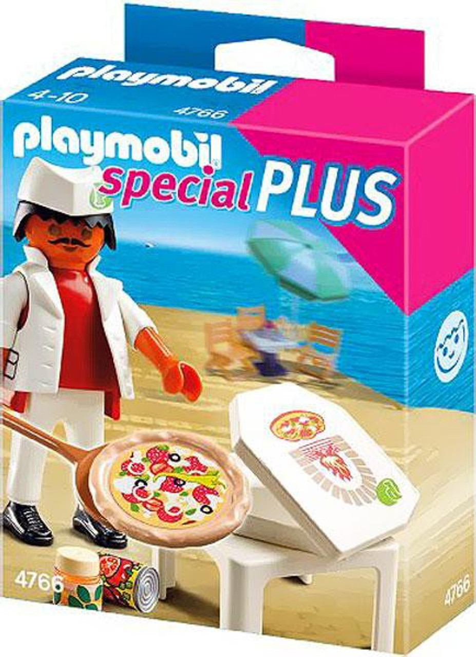 Playmobil Special Plus Pizza Baker Set 4766 Toywiz