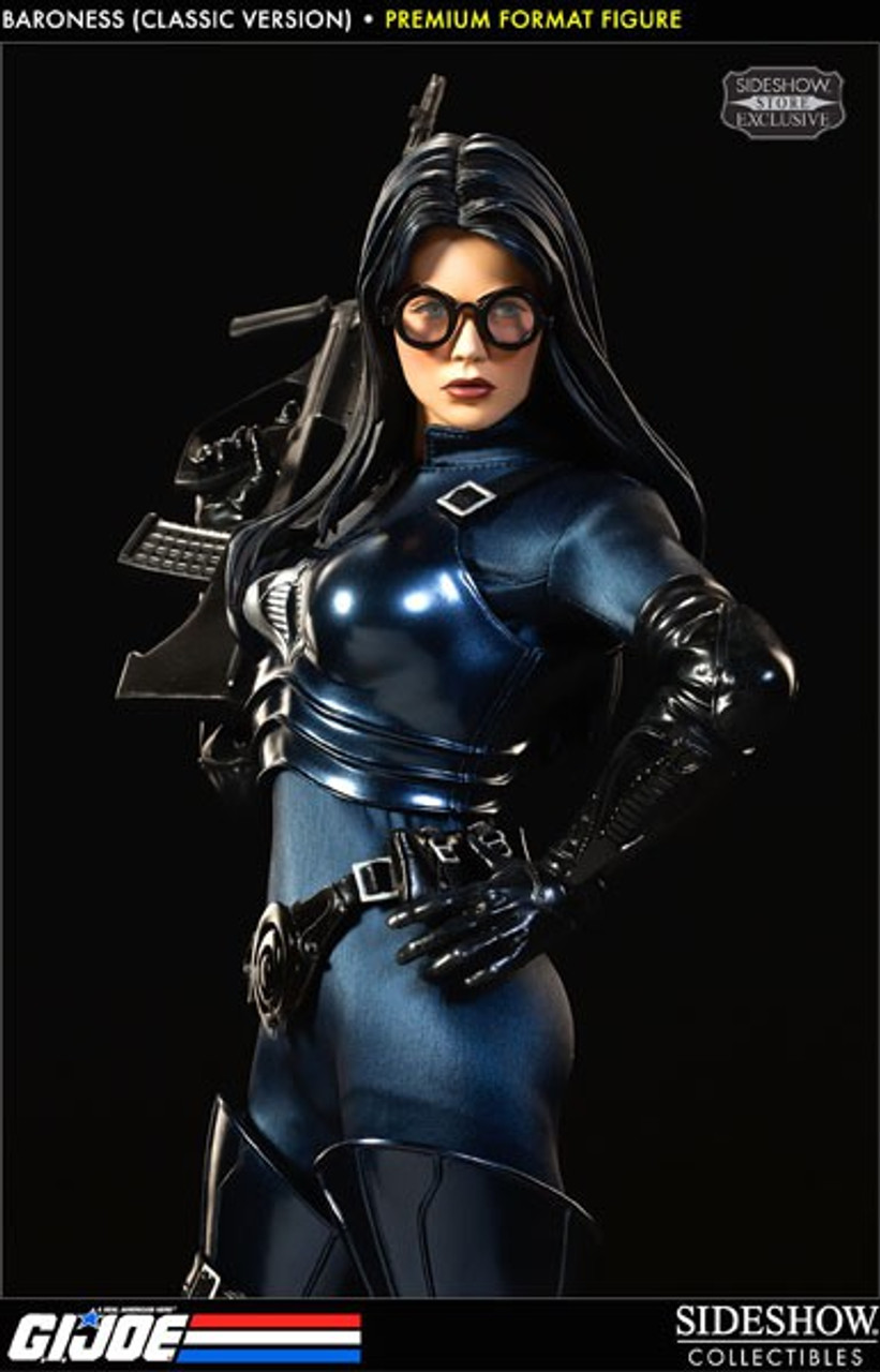 GI Joe Premium Format Baroness Exclusive Statue [Classic Version]