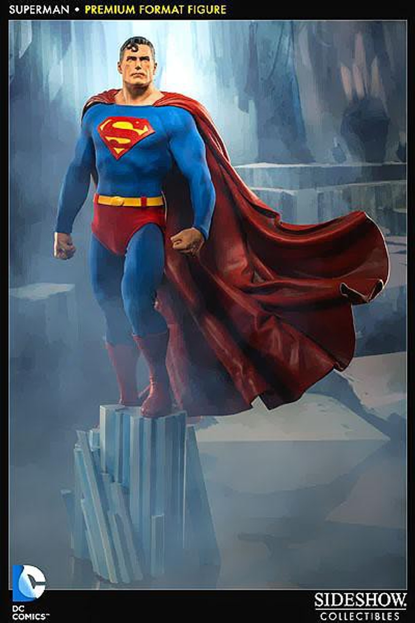 DC Premium Format Superman Statue