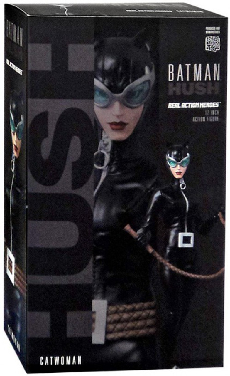Batman Hush Real Action Heroes Catwoman Action Figure
