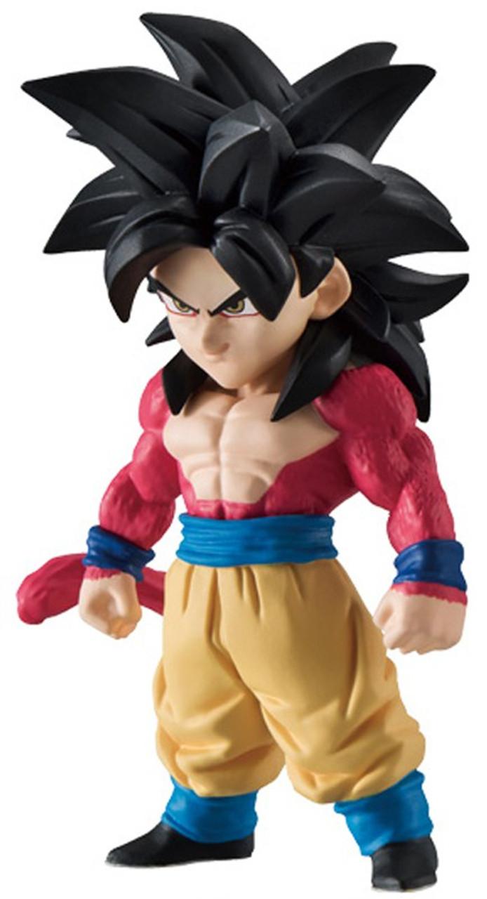 dragon ball gt adverge volume 7 super saiyan 4 goku 2 mini figure