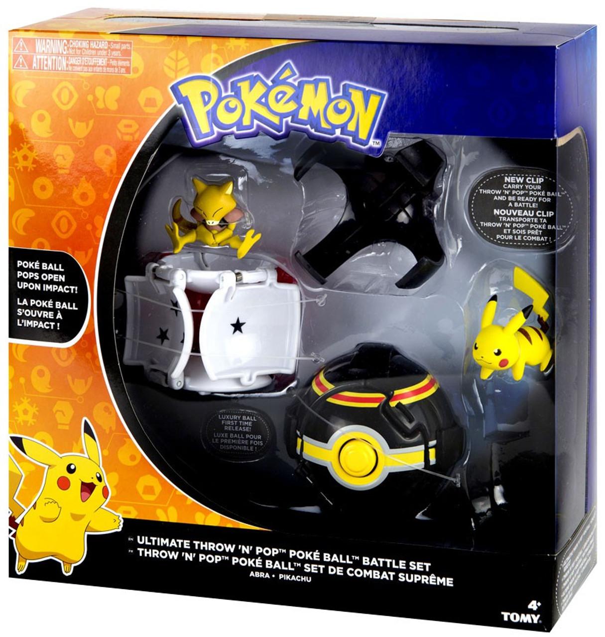 pokemon throw n pop pokeball ultimate throw n pop poke ball battle