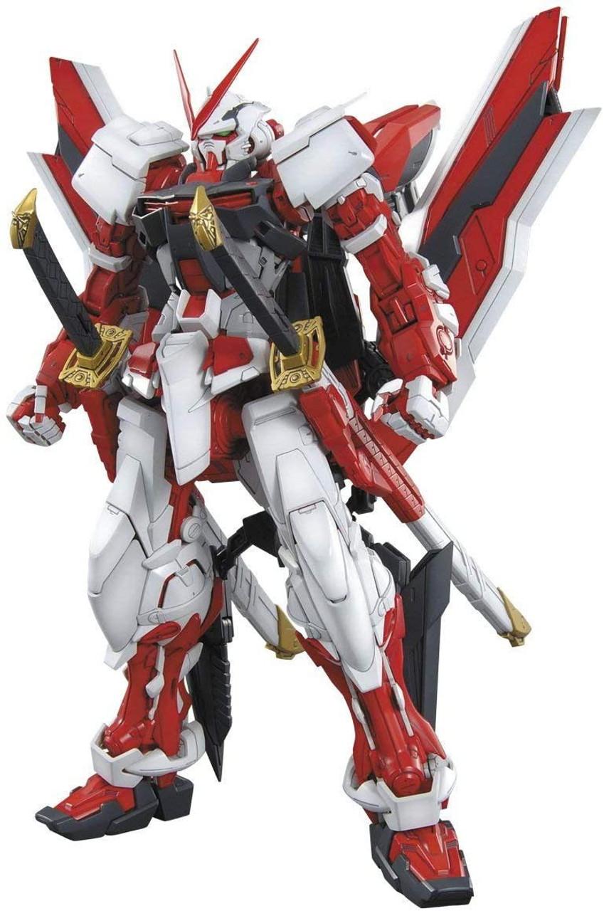 Gundam Seed Vs Astray Perfect Grade Gundam Astray Red Frame Kai Model Kit