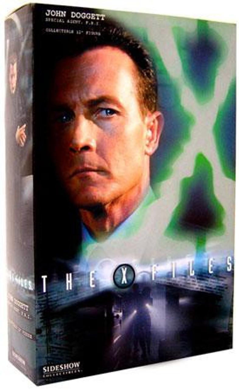 The X-Files John Doggett Action Figure