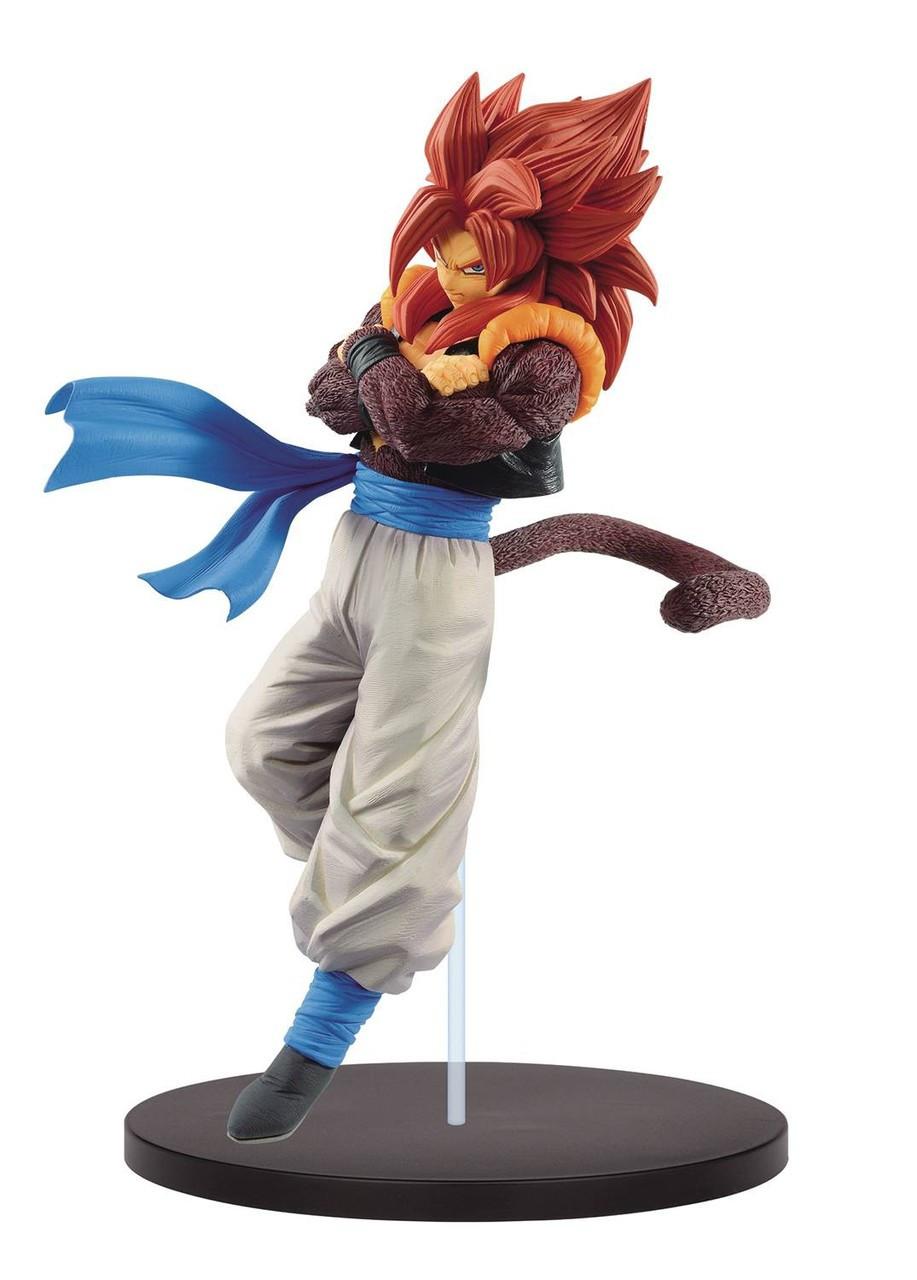dragon ball gt fes super saiyan 4 gogeta 7 9 collectible pvc figure