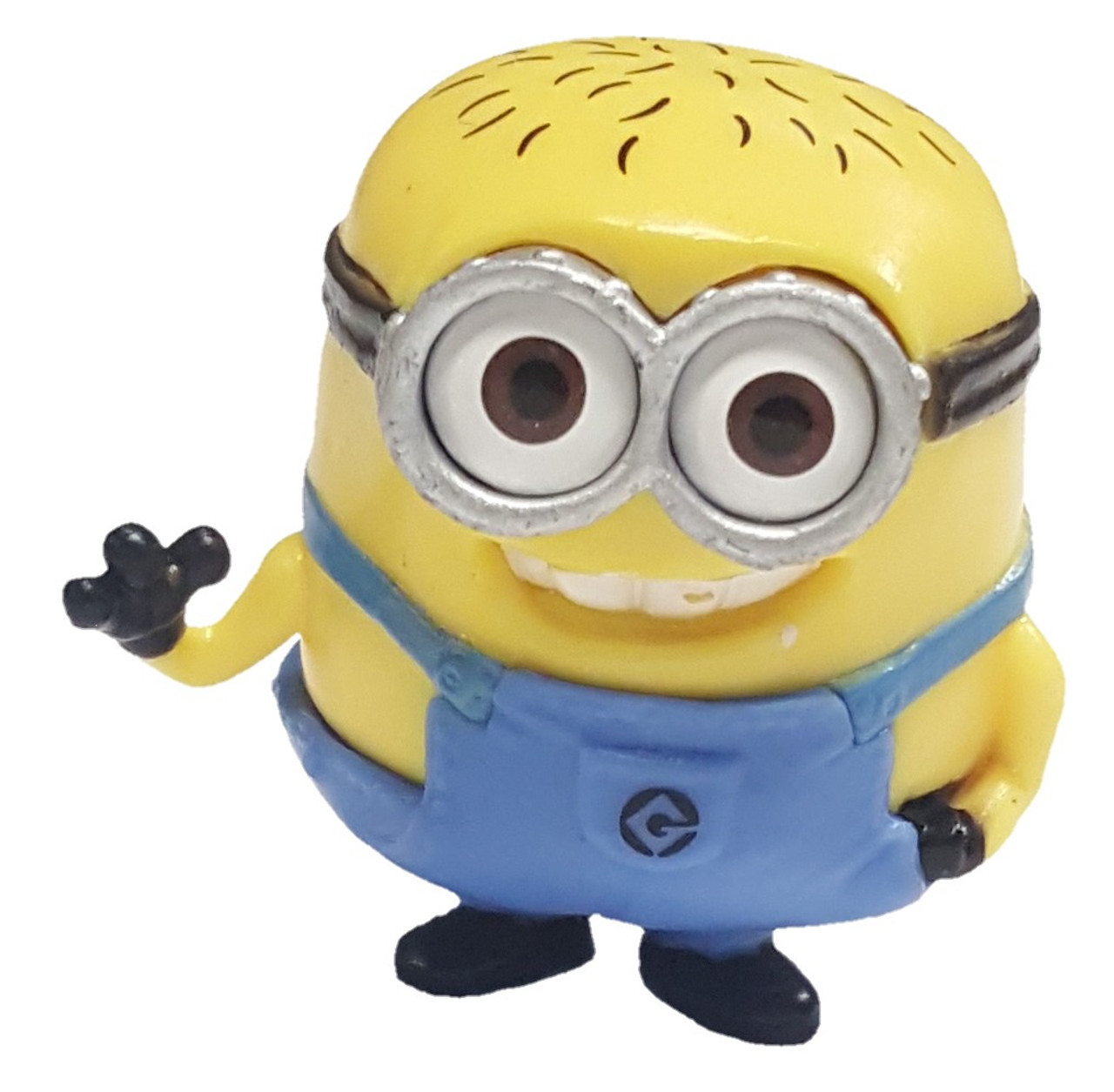 Despicable Me 2 Minion Surprise Jerry Pvc Figure Loose Action Inch