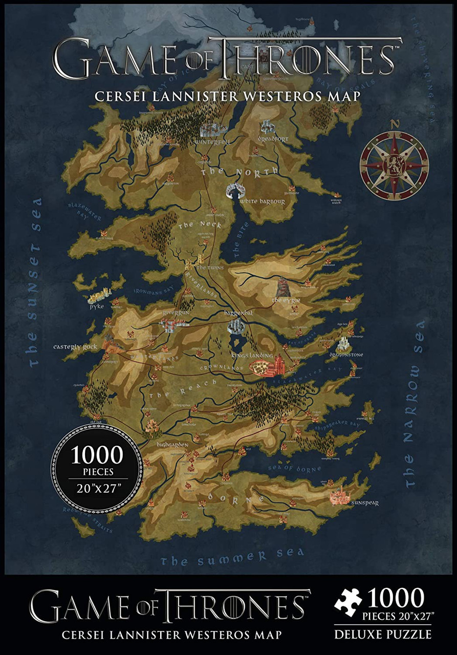 MAR180114   GAME OF THRONES MAP OF WESTEROS   Previews World further Map shows vast distances Game of Thrones characters travel moreover Game Of Thrones Houses Map Westeros TV Show Fabric Poster 17  x 13 together with  in addition Game Of Thrones Houses Map Westeros New Fabric poster 21  x 13 further Game of Thrones' Westeros Is Really Just Britain   An Inverted together with Map Of Game Of Thrones World   hubertc an me also Custom Game of Thrones Wall Maps Wallpaper World Map Poster Stickers together with Mapping the World of Ice and Fire  The Geography of Game of Thrones additionally This map shows you around the Game of Thrones universe moreover This Is Google Maps Game Of Thrones Edition   MTL Blog likewise A GAME OF THRONES Map  Google Maps Style   Nerdist besides  in addition Game of Thrones Cerseis Westeros Map 27 Puzzle Dark Horse   ToyWiz as well All of Game of Thrones' cities  mapped and explained together with . on map game of thrones