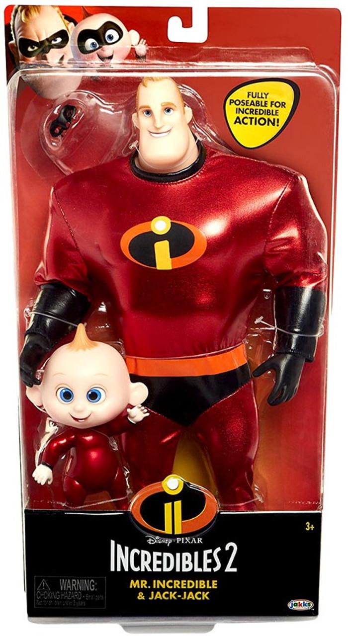 The Incredibles Toys R Us : Disney pixar incredibles mr incredible jack