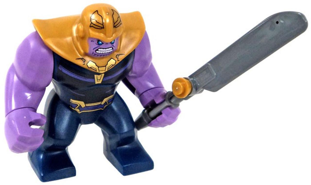 LEGO Marvel Avengers Infinity War Thanos Minifigure Loose - ToyWiz