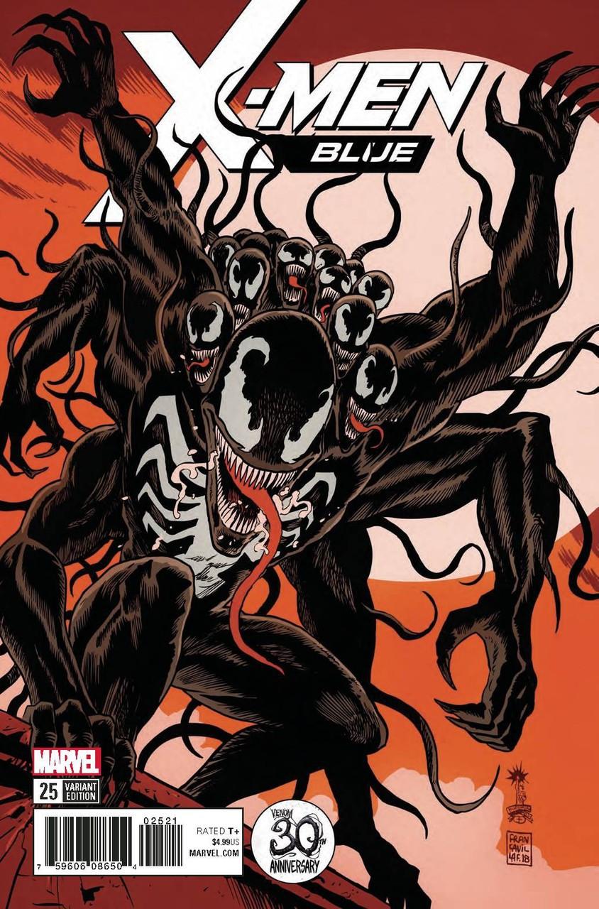 Venom Vol 3 #164 Cover B Variant John Tyler Christopher