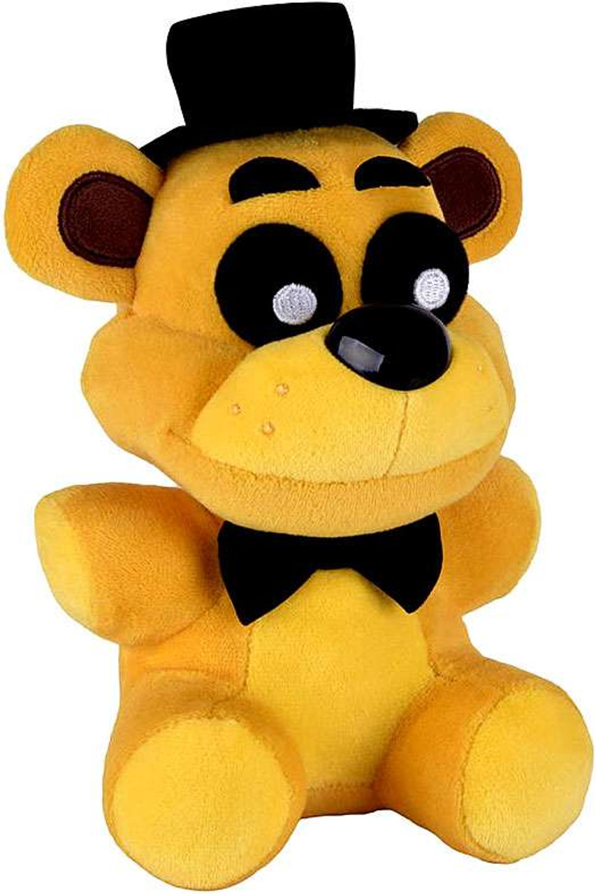 Funko Five Nights At Freddys Golden Freddy Exclusive 8 Plush