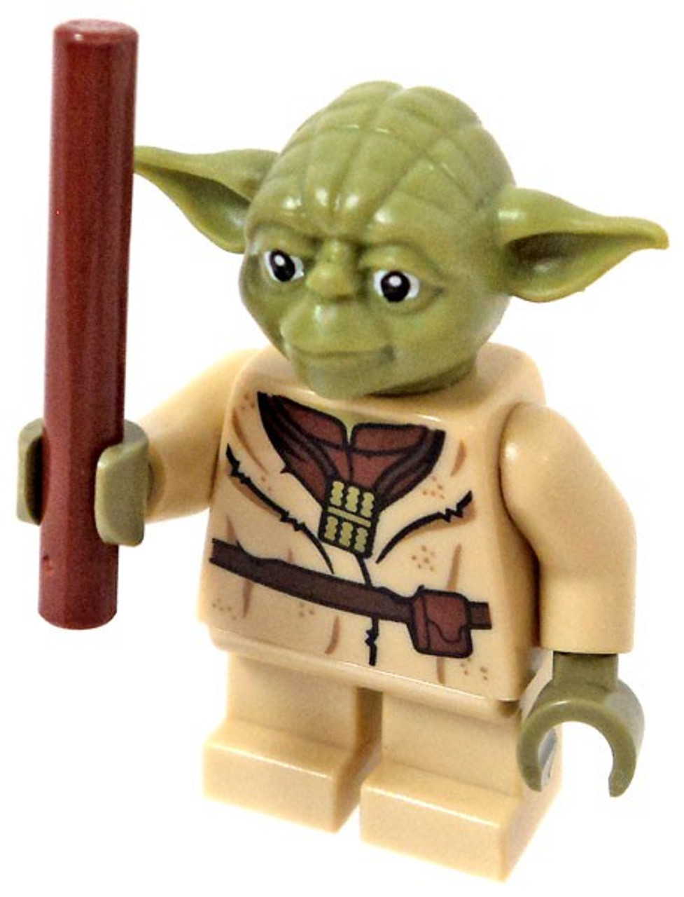 lego star wars yoda minifigure original trilogy variant loose - Lego Yoda