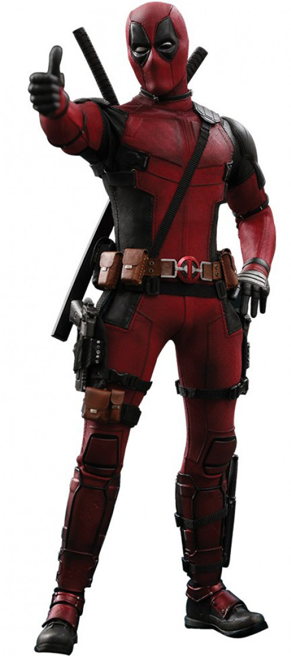 Marvel Deadpool 2 Deadpool Collectible Figure MMS490