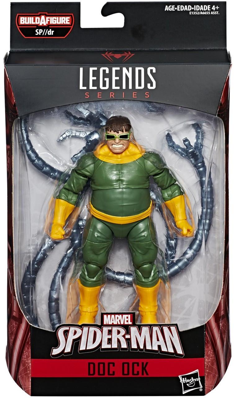 Marvel Spider-Man Marvel Legends Infinite SPdr Suit Series ...