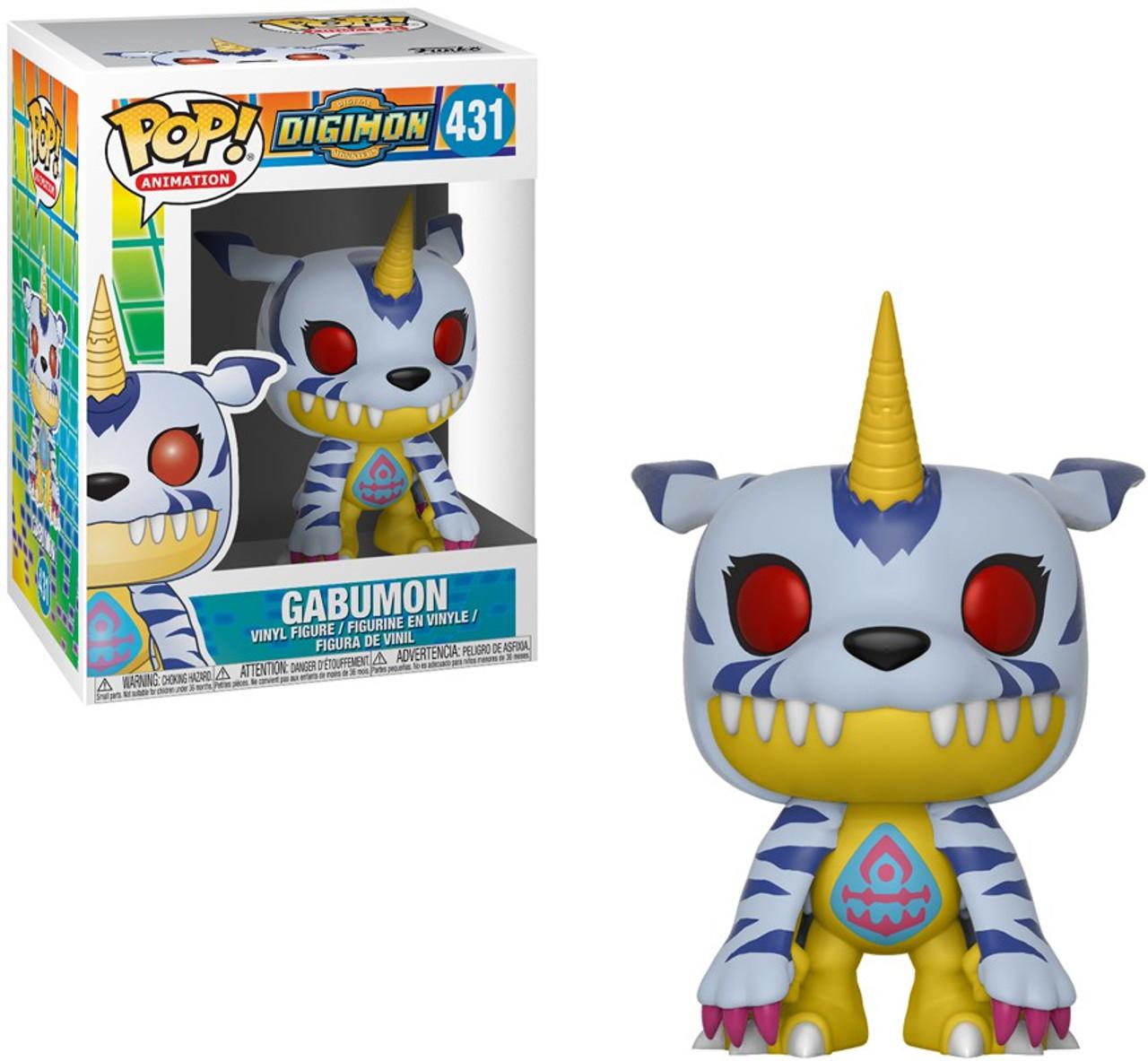 Funko Digimon Funko Pop Animation Gabumon Vinyl Figure 431